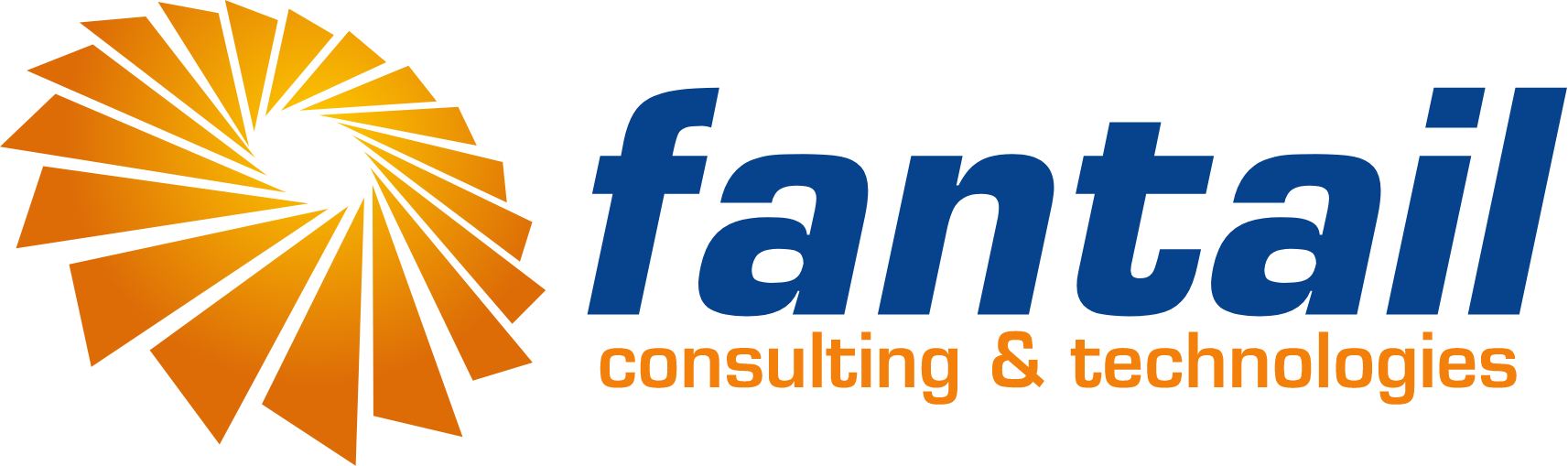 Fantail Colored Logo
